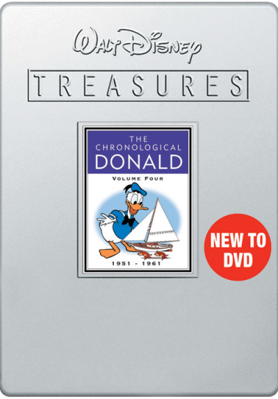 Walt Disney Treasures - Donald : De A à Z - Volume 4