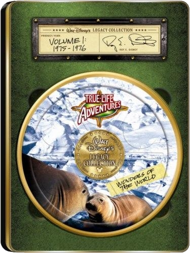 True-Life Adventures - Volume 1 : Wonders of the World