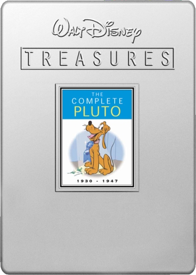 Walt Disney Treasures - Pluto - L'Intégrale - Volume 1