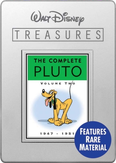 Walt Disney Treasures - Pluto - L'Intégrale - Volume 2