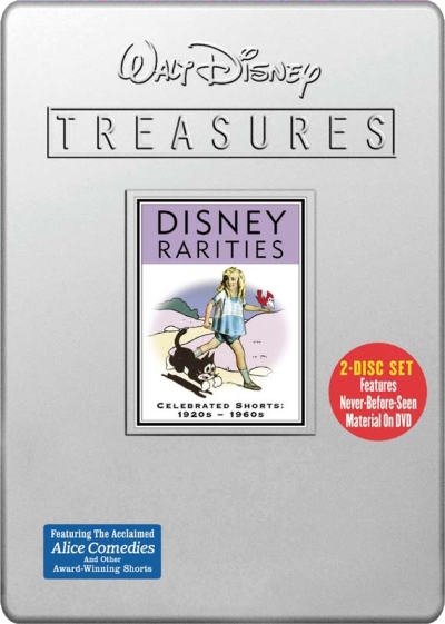 Walt Disney Treasures - Les Raretés de Disney
