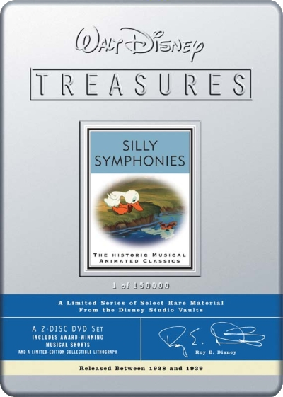 Silly Symphonies : Les Contes Musicaux