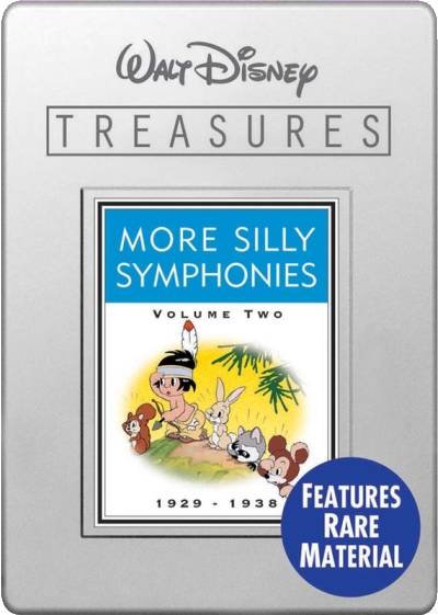 Walt Disney Treasures - Plus de Silly Symphonies