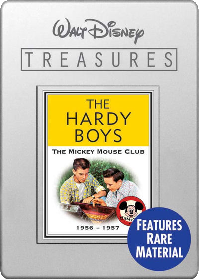 Walt Disney Treasures - The Hardy Boys : The Mystery of the Applegate Treasure