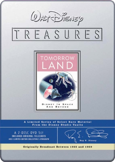 Walt Disney Treasures - Tomorrowland